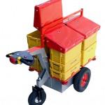 Postzustellwagen