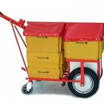 Postzustellwagen-einhändig